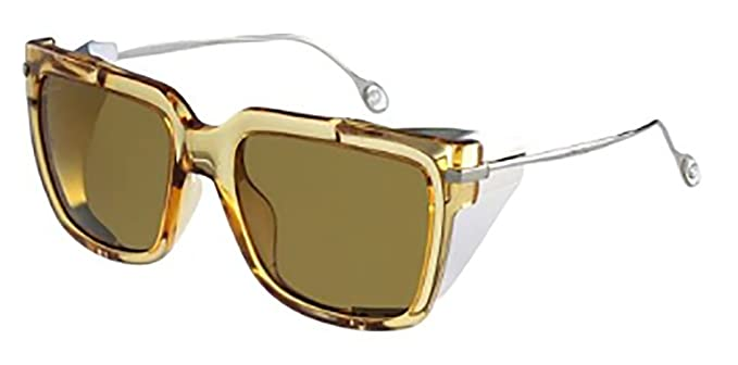 Amazon.com: Gucci – Gafas de sol, Color 3738/marco: Beige ...