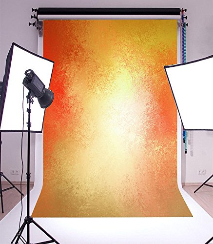 Red Glitter Backgrounds - Yeele 5x7ft Photography Backdrop Glitter Blurry Orange And Red Dream Color Seamless Vinyl Background Personal Portrait Studio Props