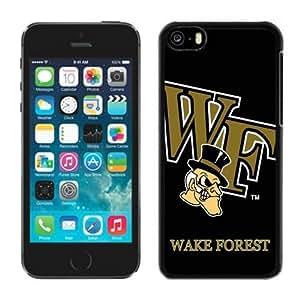 Iphone 5c Case Ncaa ACC Atlantic Coast Conference Wake Forest Demon Deacons 1 Apple Iphone Case