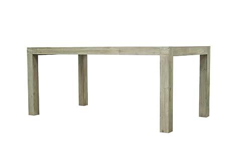 Tavoli Sala Da Pranzo In Legno : Meubletmoi tavolo da pranzo sala da pranzo in legno di acacia