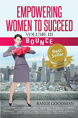 Book: Empowering Women to Succeed - Bounce by Randi Goodman