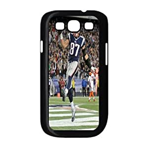 High Quality Phone Back Case Pattern Design 5Rob Gronkowski Design- For Samsung Galaxy S3