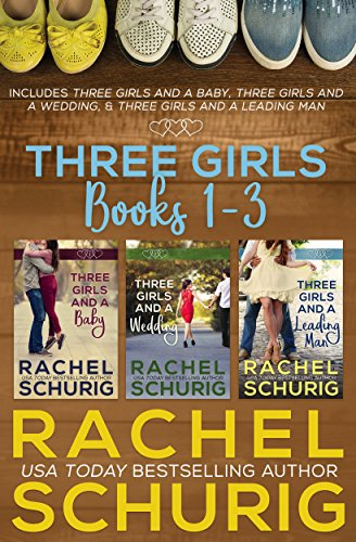 Three Girls Books 1-3 cover