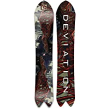 Deviation Ski & Snowboard Works The Prime Swallowtail Freeride Boards