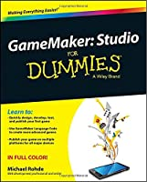 GameMaker: Studio For Dummies Front Cover