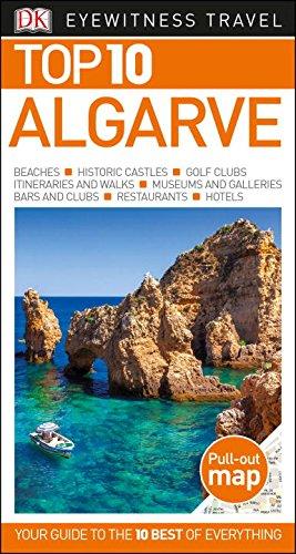 Top 10 Algarve (Eyewitness Top 10 Travel Guide)
