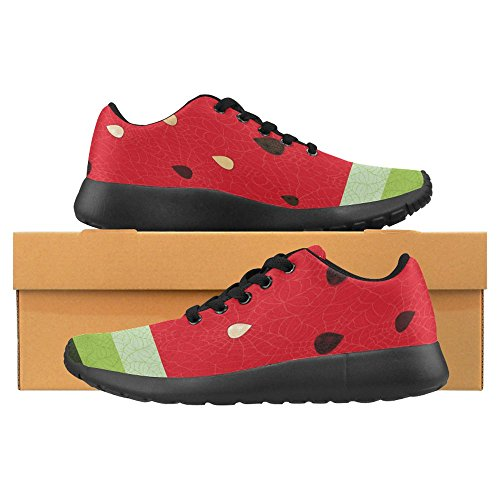 Interestprint Femmes Jogging Running Sneaker Léger Aller Facile À Pied Casual Confort Sportif Chaussures De Course Multi 31