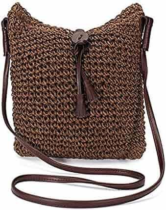 fb9e573119ea Shopping 2 Stars & Up - Straw - Handbags & Wallets - Women ...
