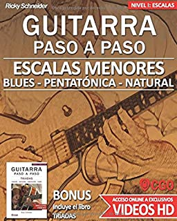 Escalas Mayores - Guitarra Paso a Paso - con Videos HD: Sistema ...