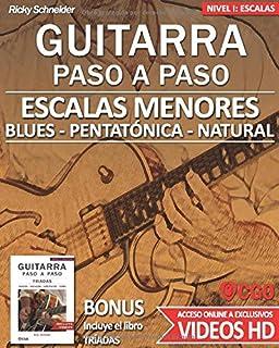 Escalas Modales - Guitarra Paso a Paso - con Videos HD: Posiciones ...