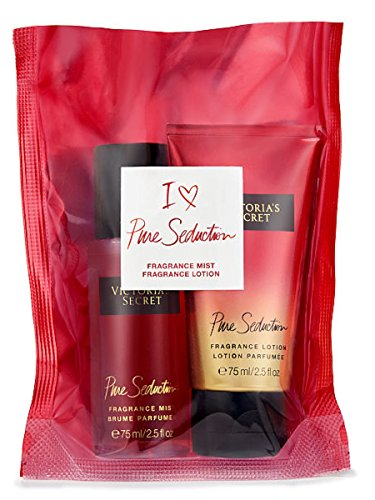 (Victoria's Secret Pure Seduction Mini Mist & Lotion Gift Set)
