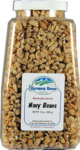 dehydrated navy beans - 1