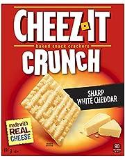 Cheez-It Crunch, Sharp White Cheddar, 191 Grams