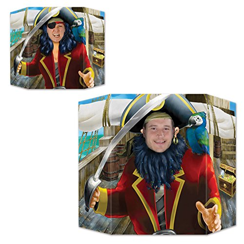 Beistle Pirate Photo Prop, (Female Pirates Pictures)