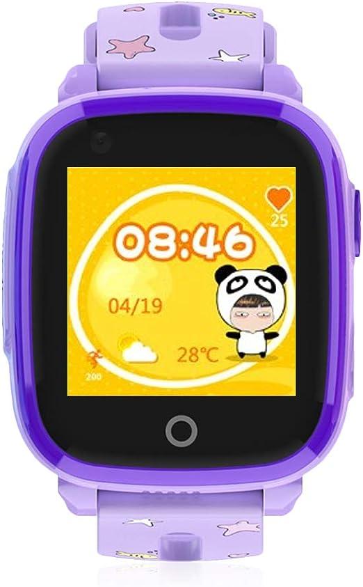 DAM. DMAB0065C60 Smartwatch 4G GPS con Localizador para Niños K33 ...