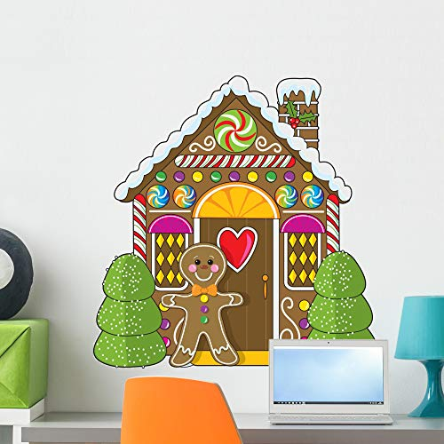 Top 10 gingerbread man wall decal for 2019