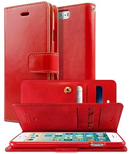 Goospery Mansoor Wallet for Apple iPhone 8