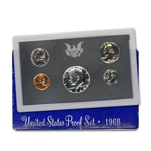 united states proof set 1968 - 3