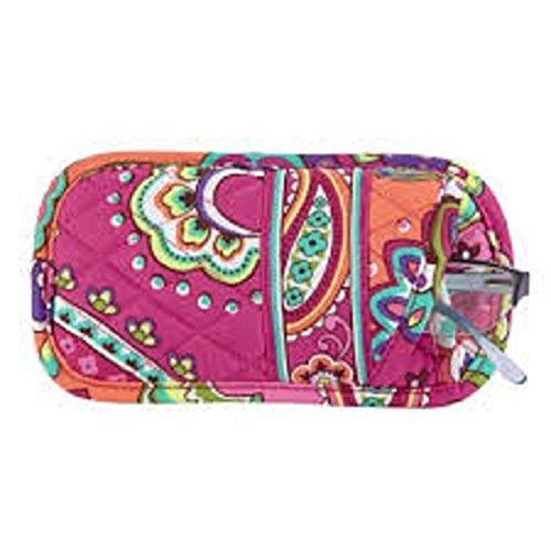 Vera Bradley Double Eye Eyelass Sunglass Case Holder Pink - Sunglass Vera Case Bradley