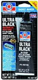 Permatex 82180 Ultra Black Maximum Oil Resistance RTV Silicone Gasket Maker, 3.35 oz. Tube, 2 Pack Size: 3.35 Ounce ( 2 Pack ) Model: Car/Vehicle Accessories/Parts