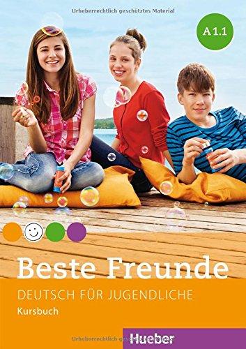 Beste Freunde A1.1: Kursbuch mit Audio-CD