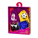 Our Generation Dolls Team Player-18-Inch Doll Soccer Outfit