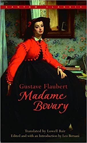 "Image result for Gustave Flaubert: ""Madame Bovary"""