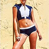 TraveT Women classical Padded Bra Bikini Swimsuits