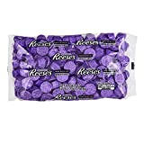 REESE'S Peanut Butter Cup Miniatures, Purple Easter Chocolate Candy, 66.7 Ounce Bulk Bag (About 205 Pieces)
