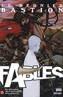 Fables, Tome 4 : Le dernier bastion par Willingham