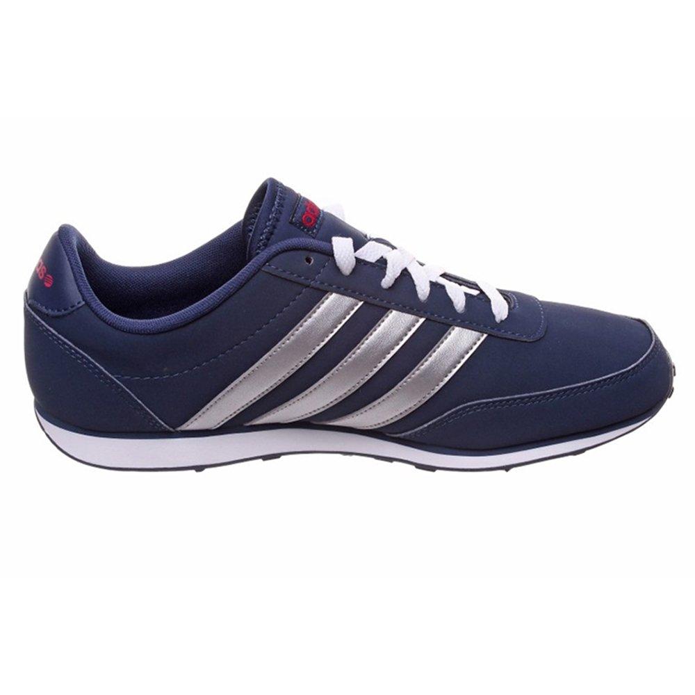 08e8a0b5a48d48 adidas Neo V Racer Blau Herren Sneakers Schuhe  Amazon.de  Sport   Freizeit