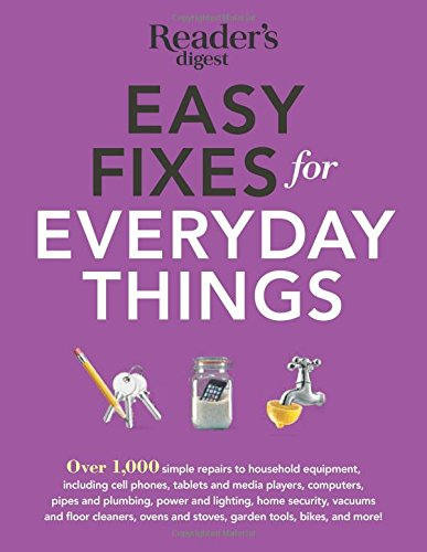 Easy Fixes Everyday Things household product image