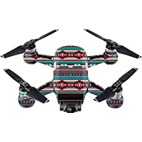 Skin For DJI Spark Mini – Southwest Stripes | MightySkins Protective, Durable, and Unique Vinyl Decal wrap cover | Easy To Apply, Remove, and Change Styles | Made in the USA