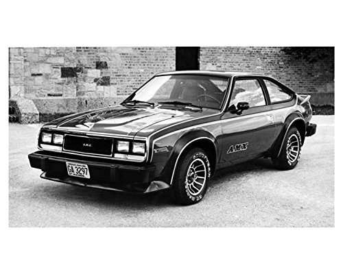 1980 Amc Amx Factory Photo