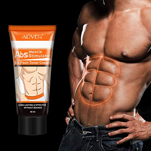 Fat Burning Cream,Abdominal Muscle Cream Fat Burner Cellulite Creams Tighten Muscles, Slimming Enhancer Workout Coconut Body Cream for Weight Losing (Fat Burning Cream) 7