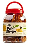 Pet 'n Shape - Chik 'n Breast - 100-Percent Natural Chicken Jerky Dog Treats, 2-Pound