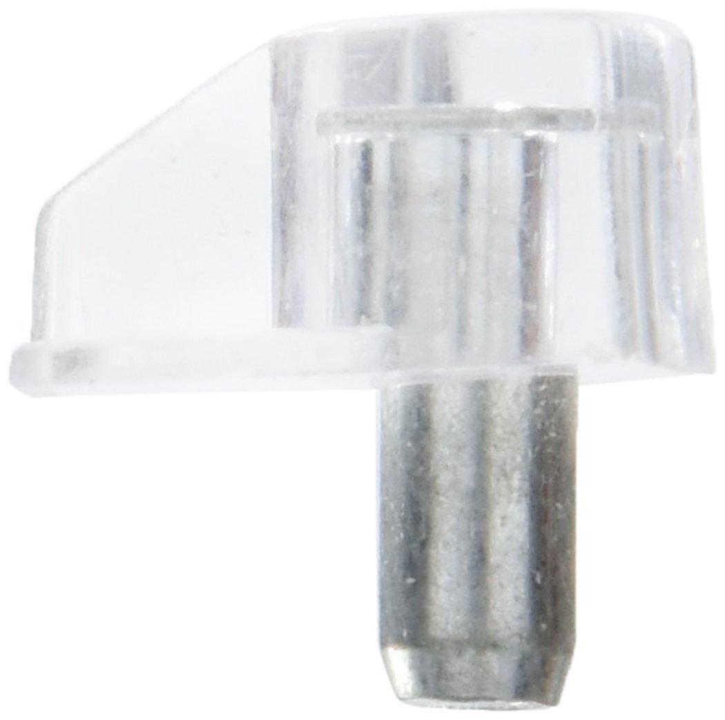 70 Stück 5mm Durchmesser Plastik Regalstütze Küchenschrank ...