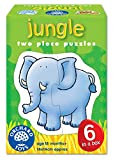 Orchard My First Puzzle, 6 Large-Piece Puzzles, Jungle Animals