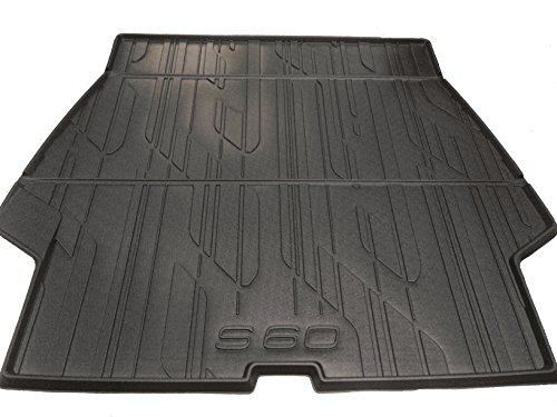 2011-2015 Volvo S60 OEM Molded Plastic Luggage Compartment (Volvo Trunk Mat)