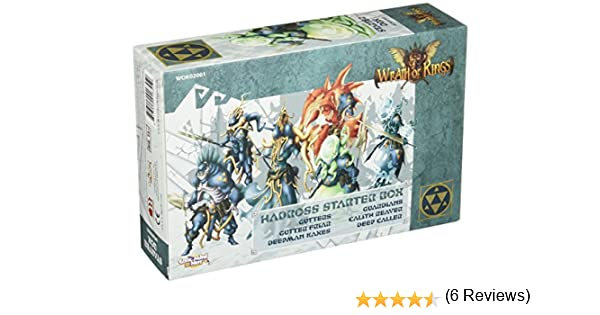 Wrath of Kings: Hadross Starter Box: Amazon.es: Juguetes y juegos