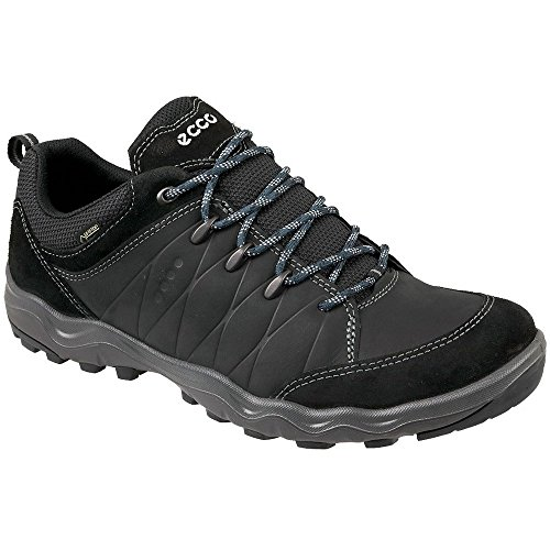 Homme Ecco Terra Evo Chaussures De Fitness En Plein Air Noir