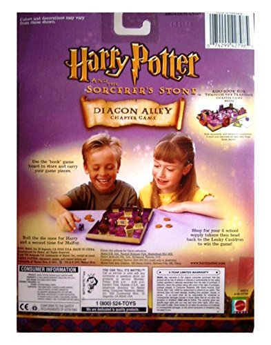 Diagon Alley Chapter Game Harry Potter and the Sorcerers Stone Bring a Chapter to Life in a Game!