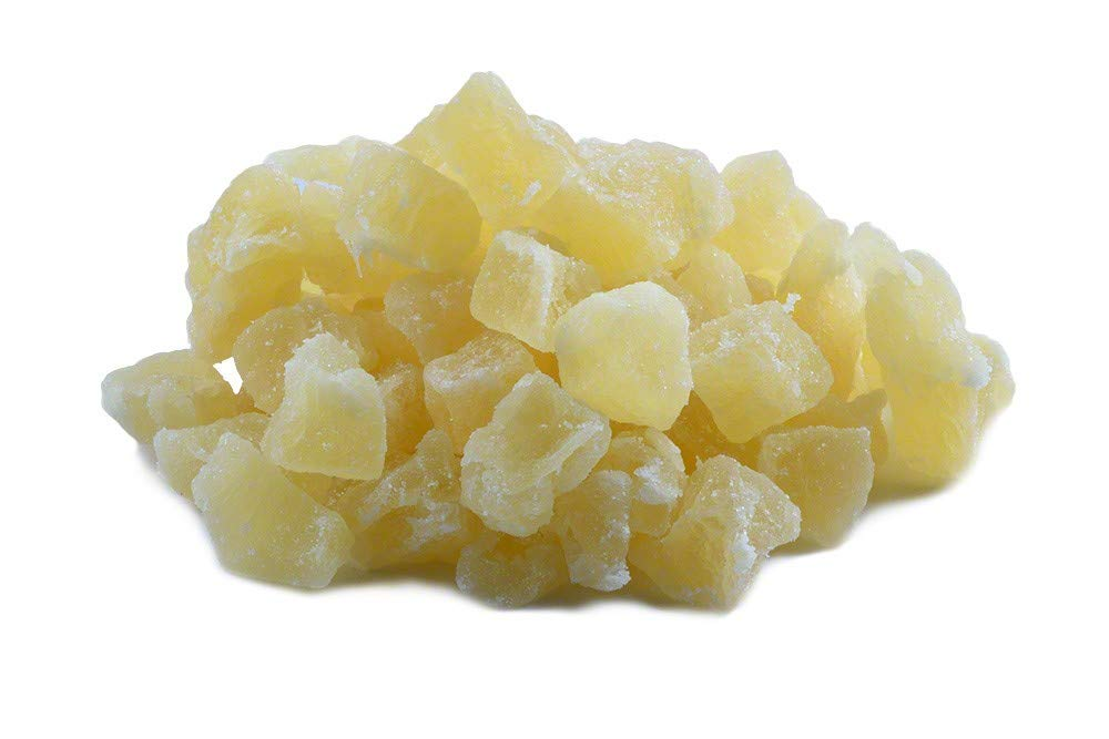Diced Dried Pineapple (20lb Case ) by Nutstop.com
