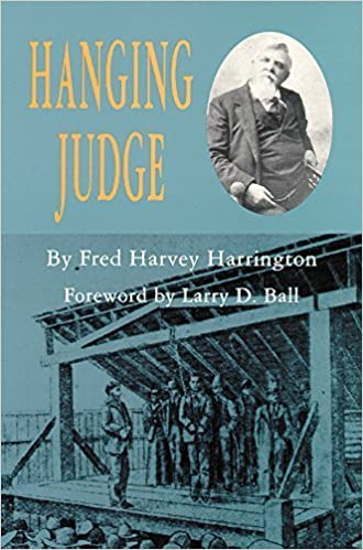 Hanging Judge by Fred Harvey Harrington (1996-03-15)