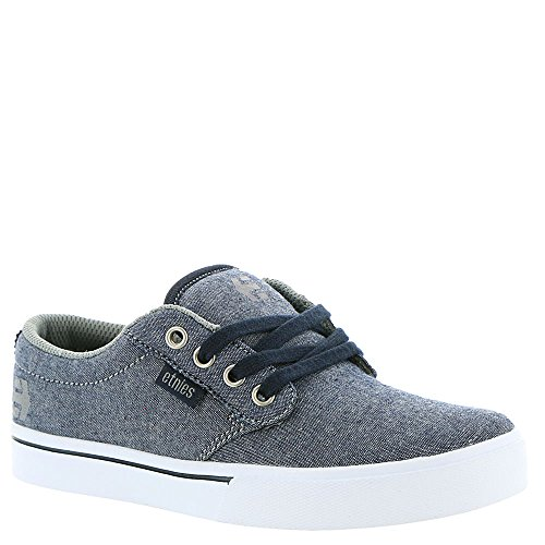 Etnies Kids Jameson 2 Eco - Zapatillas de casa Unisex Niños Navy/grey/white