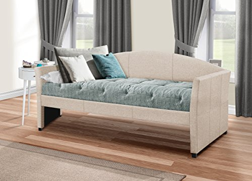 Hillsdale Furniture Daybed Trundle, Fog Fabric