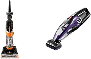 Hand Vacuum and Full Size Vacuum Bundle