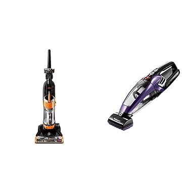 Hand Vacuum and Full Size Vacuum Bundle