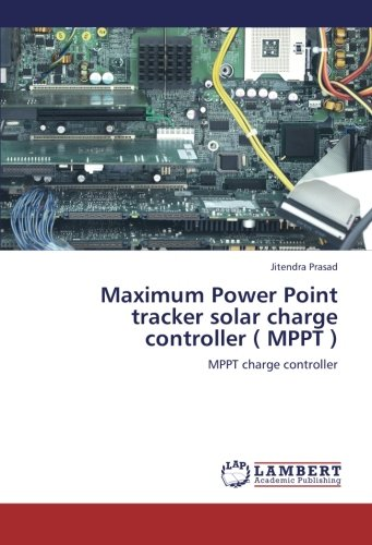 Price comparison product image Maximum Power Point tracker solar charge controller  ( MPPT ): MPPT charge controller