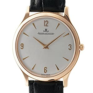 Jaeger-LeCoultre Master Control Ultra Thin automatic-self-wind mens Watch 145.24.04 (Certified Pre-owned)